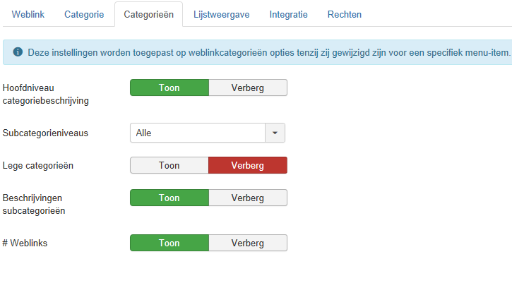 Help30-Component-Weblinks-Manager-Options-categories-options-subscreen-nl.png