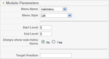 Menu module parameters.png