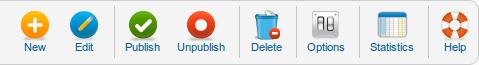 Help25-Toolbar-New-Edit-Publish-Unpublish-Delete-Options-Statistics-Help.png