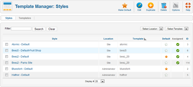 Help16-extensions-template manager-styles-screen.png