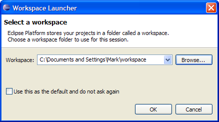 Eclipse workspace default.png