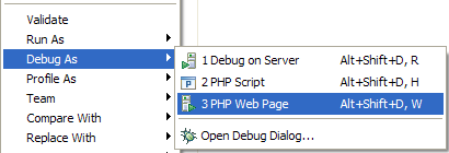 Debug as web page.png