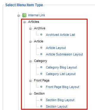 Menu item type articles.png
