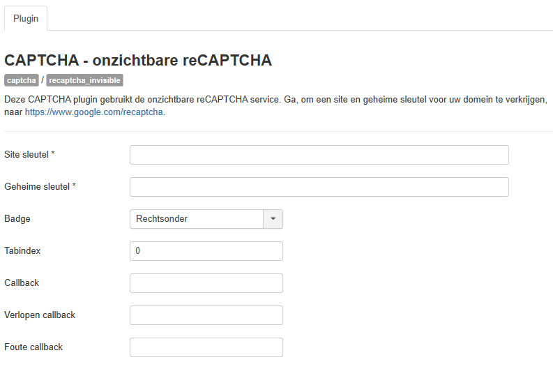Help30-Extensions-Plugin-Manager-Edit-captcha-invisiblerecaptcha-options-screen-nl.png