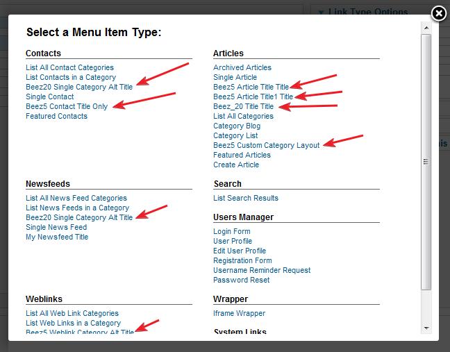 layout overrides in joomla joomla documentation