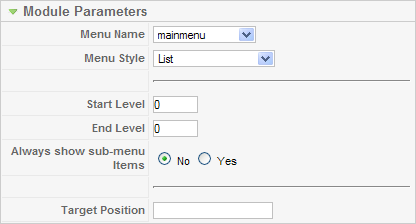 Menu module parameters.png