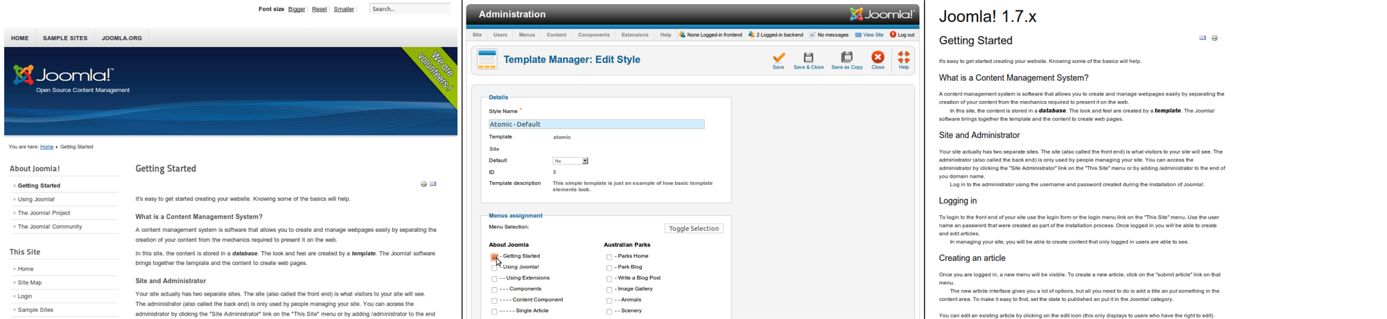 joomla project management Building and effectively managing your website project in joomla or wordpress.