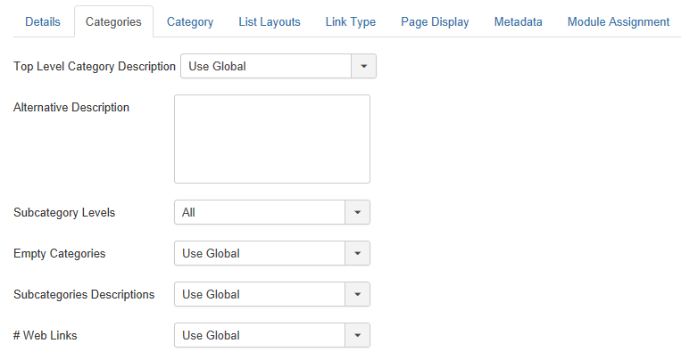 Help30-Menus-Menu-Item-Web-Link-Categories-categories-options-parameters-en.png