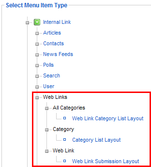 Menu item web links.png