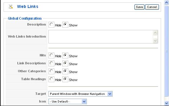 Web link global configuration.png