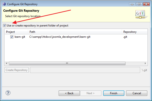Working with Git and Eclipse - Joomla! Documentation