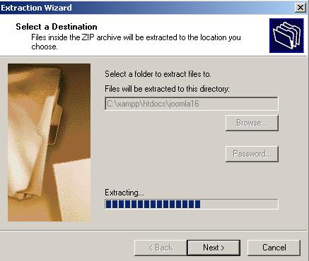 J2 5:Use Joomla! on your own computer - Joomla! Documentation