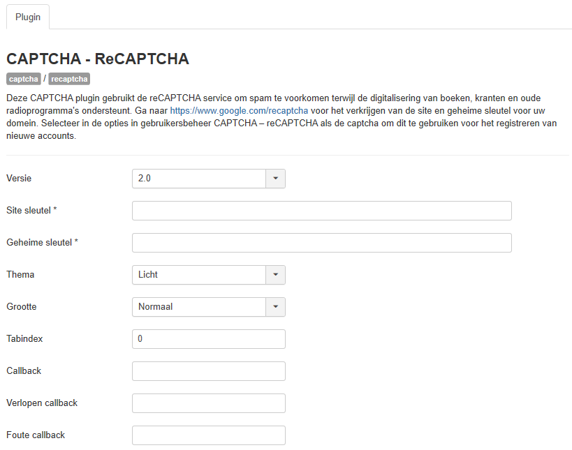 Help30-Extensions-Plugin-Manager-Edit-captcha-recaptcha-options-screen-nl.png
