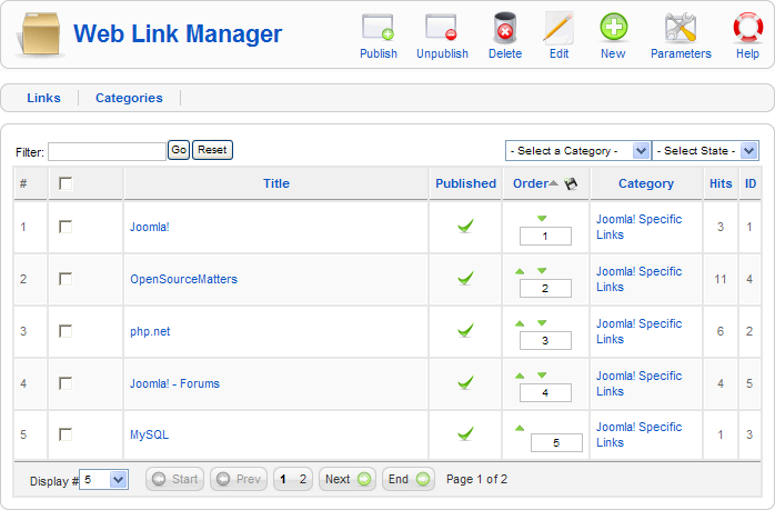Web link manager.png